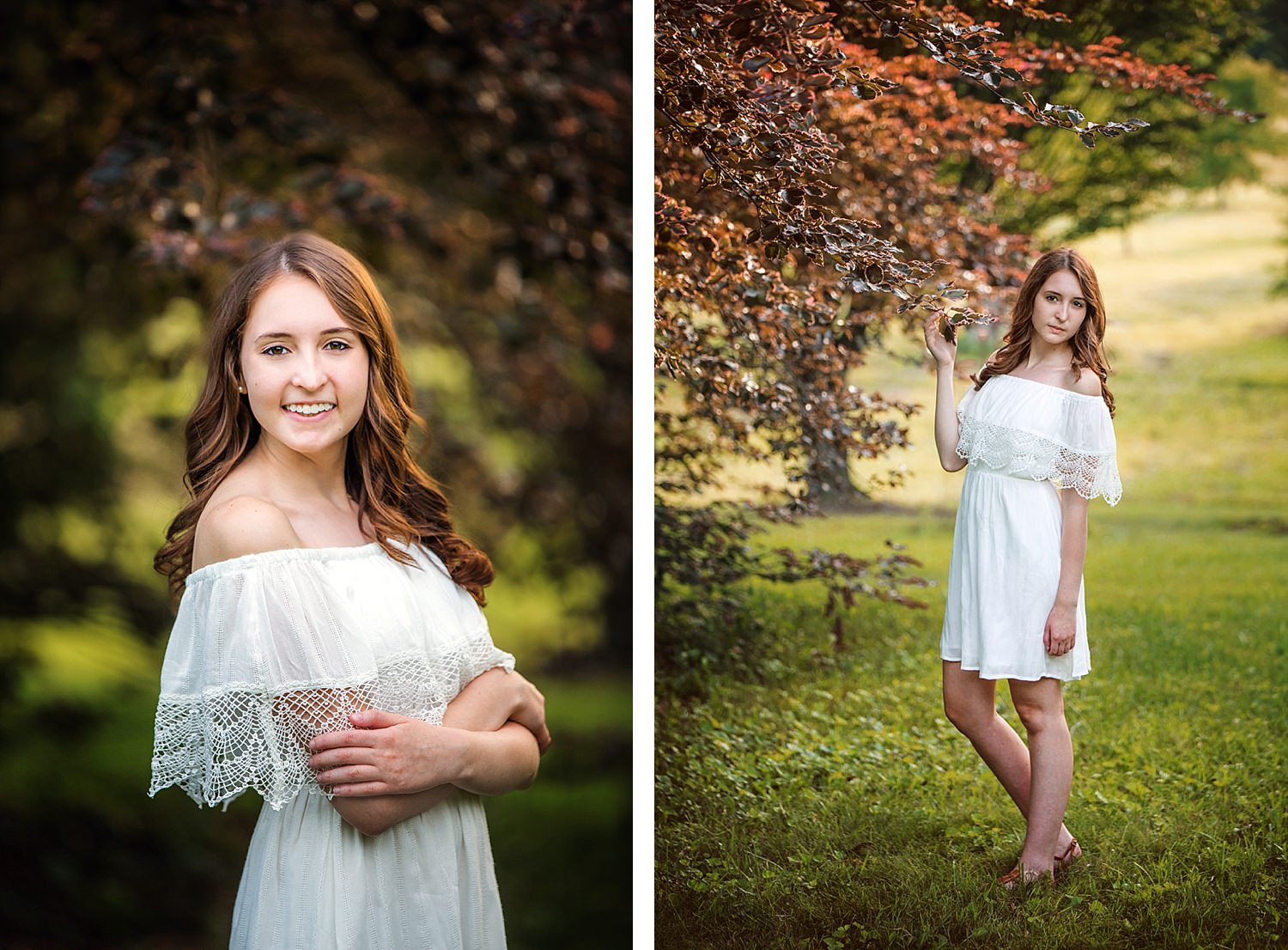 senior pictures at dawes arboretum newark