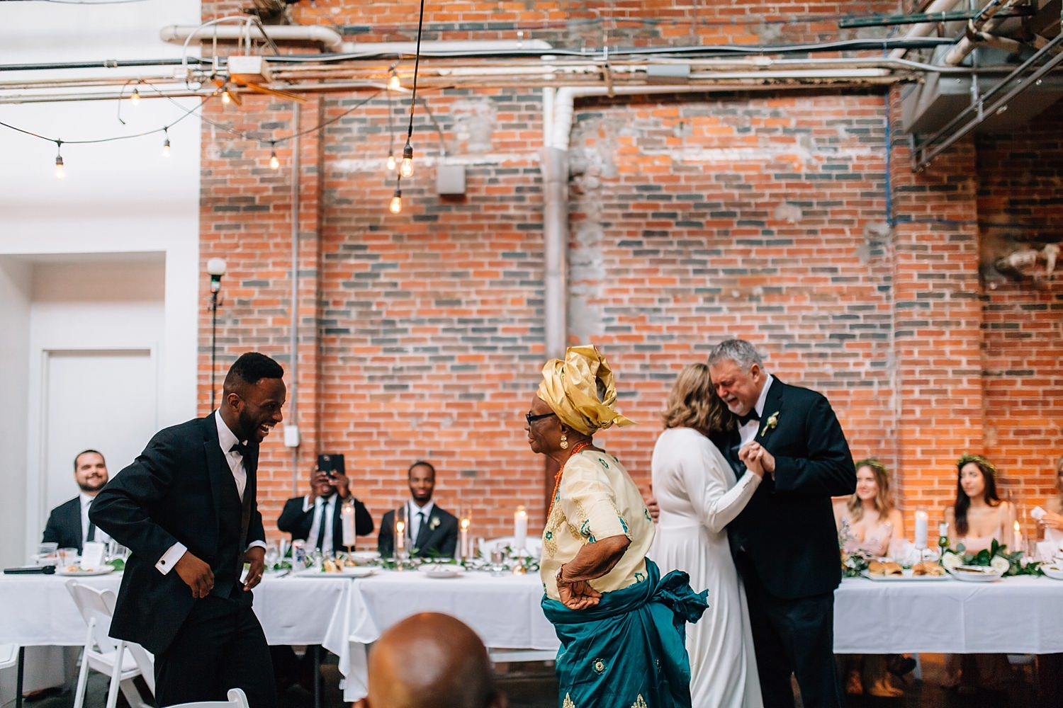 indoor wedding reception in columbus ohio